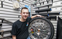 rims tires import car dallas fort worth