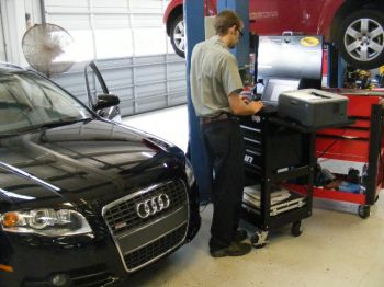 Audi Auto Repair Amp Maintenance In Grapevine TX Southlake TX - Audi car repair